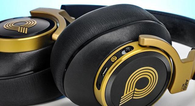 AKG N90Q Quincy Jones High-End fejhallgató - sztereomagazin.hu a36e3f1adb