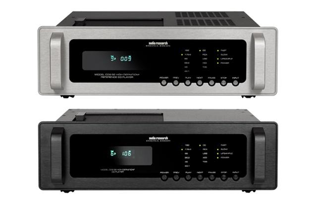 Az Audio Research frissítette a CD6/CD9 modelleket