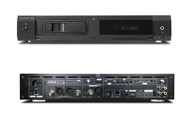 A Dune HD több kiváló minőségű digitális eszközt kínál a professzionális és  otthoni felhasználók számára. A termékvonal alján a megfizethető kompakt  set-top ... b685a72ef1