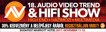 HIFI SHOW REGISZTRÁLJON 17.10.03.