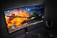 LG 34UC79G monitor - A játék örök...