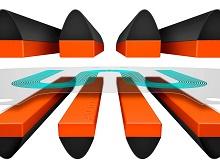 Audeze LCD-XC planár mágneses High-end fejhallgató.
