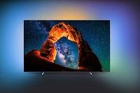 A TÖKÉLETES FEKETE - Philips 55OLED803 4K HDR OLED TV