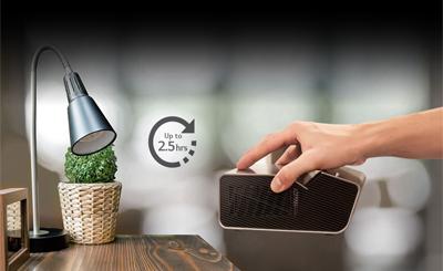 LG PH450UG - Miniprojektor óriás képpel