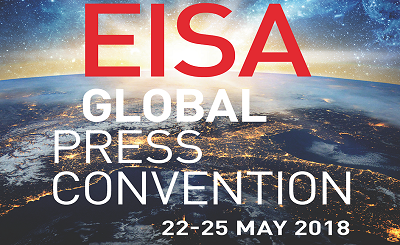 EISA CONVENTION - ANTWERPEN 2018