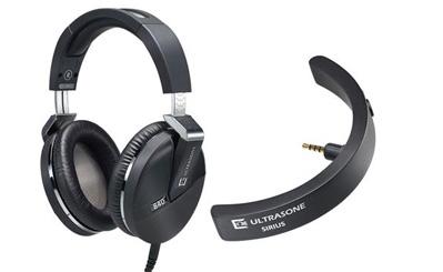 """ULTRASONE P840 - """"Gömbölyű"""" hangzás, masszív mélyekkel"""