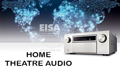 HOME THEATRE AUDIO DÍJAK - EISA 2018-2019