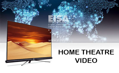HOME THEATRE DISPLAY VIDEO DÍJAK - EISA 2018-2019