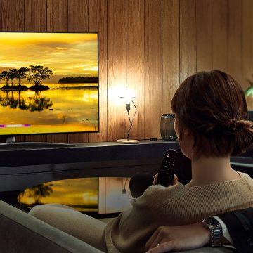 LG 65SM9010 LED LCD televízió – Nanocellás csúcs
