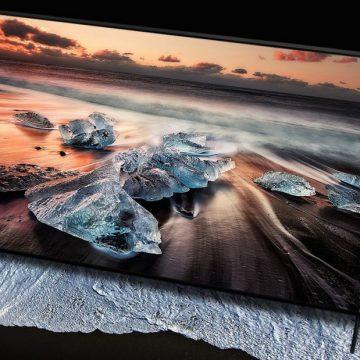 Samsung Q900R QLED 8K televízió – A felbontás bajnoka