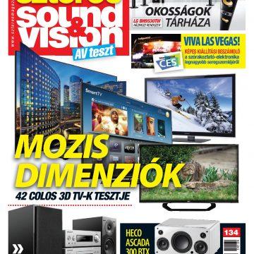 Sztereómagazin 2014/01 február-március