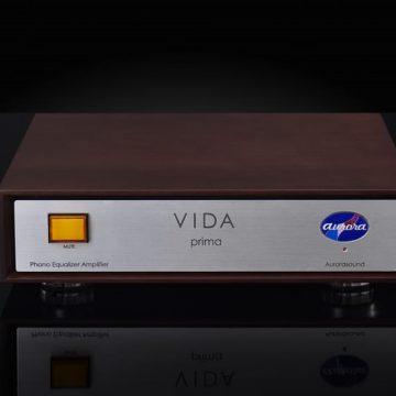 Bemutatkozik a VIDA PRIMA phono előerősítő
