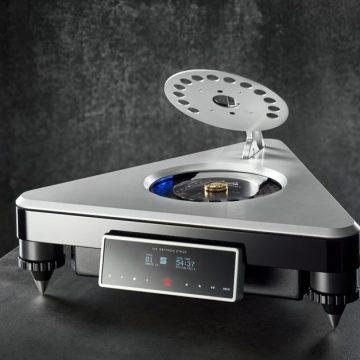 Bemutatkozik a GRYPHON ETHOS integrált CD lejátszó
