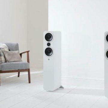 Q Acoustics 3050i hangfalak – Figyelemre méltó ikertornyok