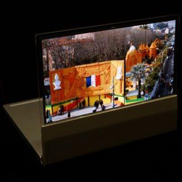Elkezdi az RGB OLED kijelzők gyártását a Japan OLED