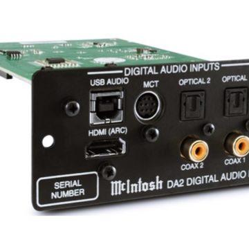 Bejelentették a különálló McINTOSH DA2 modult