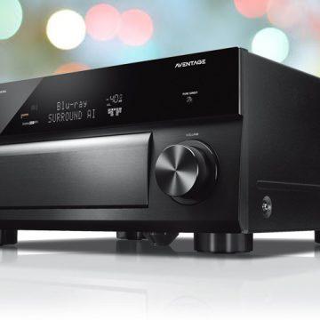 Yamaha Aventage RX-A3080 – AV receiver MusicCast technológiával