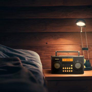 Látássérültek számára készített rádiót a Sangean
