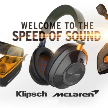 Összedolgozik a Klipsch Audio és a McLaren Racing