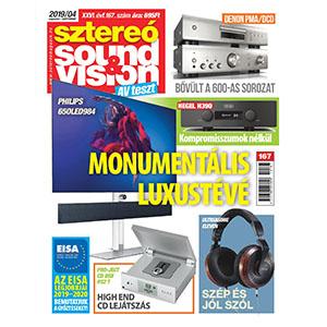 Sztereómagazin 2019/04 augusztus-szeptember