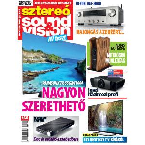 Sztereó Sound&Vision 2019/05