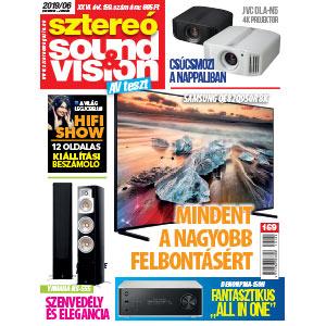 Sztereó Sound&Vision 2019/06