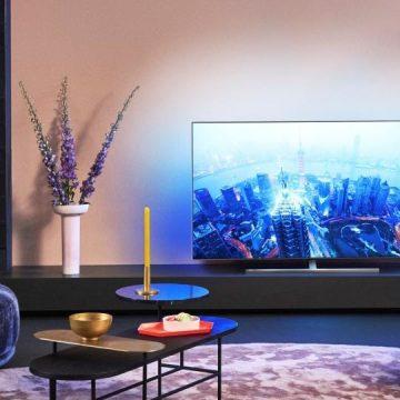 Új generációs OLED tévéket mutatott be a Philips