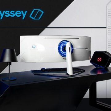 Bemutatkozott a SAMSUNG ODYSSEY monitor sorozata
