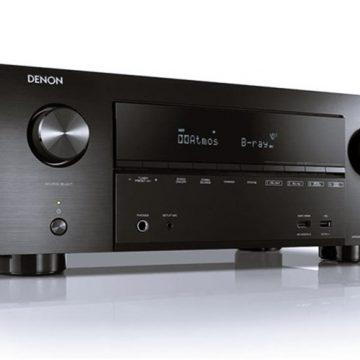 Denon AVR-X2600H AV erősítő – EISA-díjas mindenes