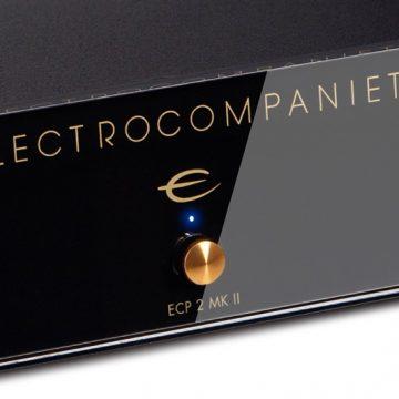 Új phono előerősítőt mutatott be az ELECTROCOMPANIET