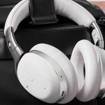 Pofás fejhallgatót készített a MONTBLANC