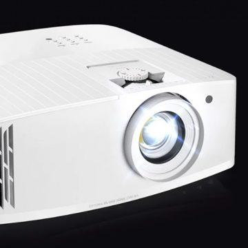 4K UHD házimozi projektorral emeli a tétet az OPTOMA