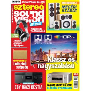 Sztereó Sound&Vision 2020/01