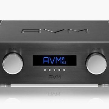 Megújult az AVM Ovation A6.2 integrált erősítő