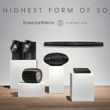 B&W FORMATION – LÁTVÁNY ÉS HANGZÁS