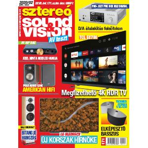 Sztereó Sound&Vision 2020/02