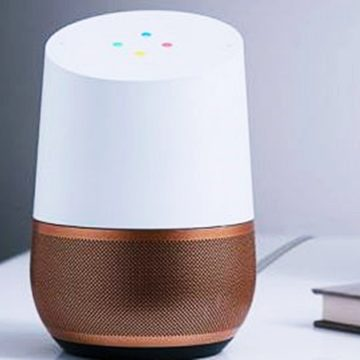 Ilyen lehet a Sonos One rivális Google hangszóró