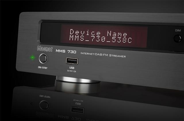 Kompakt hálózati lejátszót újított a MAGNAT