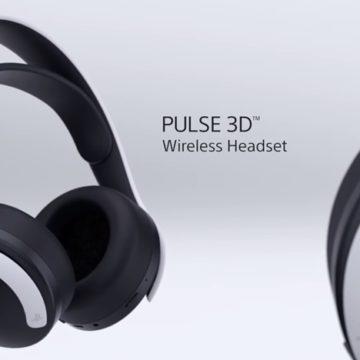 PS5 konzol kiszolgálására készült a Sony Pulse 3D