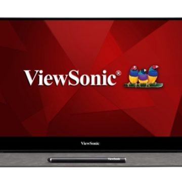 Hordozható monitorokat villantott a ViewSonic
