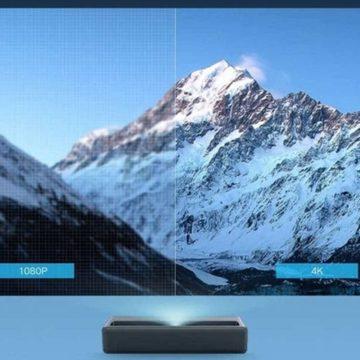 Új 4K projektort mutatott be a Xiaomi