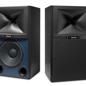 Stúdió minőséget ígérő hangsugárzókat épített a JBL