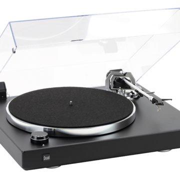 Felülvizsgálták a DUAL CS600 lemezjátszót