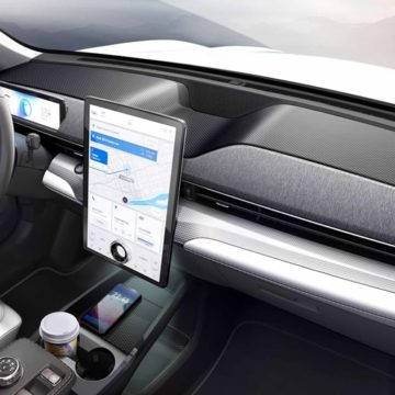 Bang&Olufsen rendszert kap az elektromos Mustang