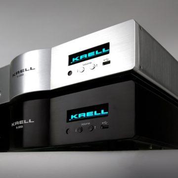 KRELL K-300i – High End sztereó erősítő