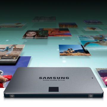 Villámgyors QLC meghajtót mutatott be a Samsung