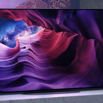 Nyár végén jön a SONY 48 hüvelykes OLED tévéje