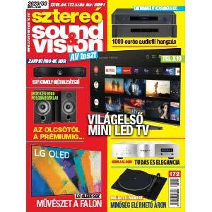 Sztereó Sound&Vision 2020/03