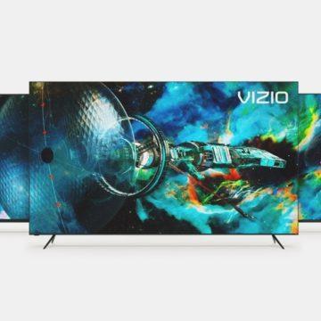 Megjöttek a legújabb VIZIO 4K LCD tévék