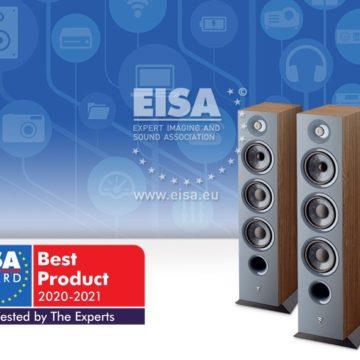 EISA Hi-Fi Awards 2020-2021